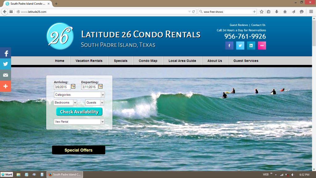 Latitude 26 Vacation Rentals