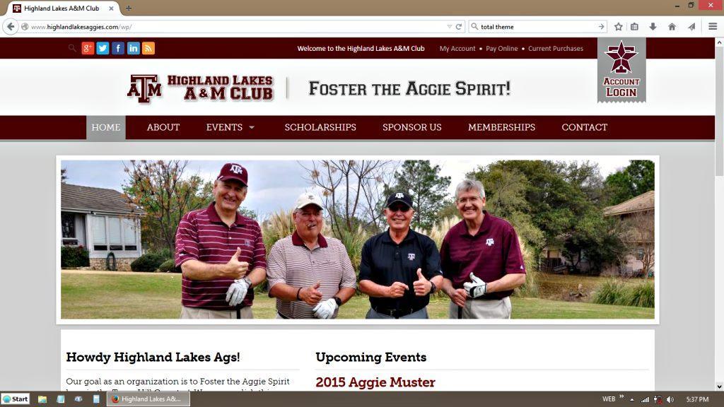 Highland Lakes A&M Club