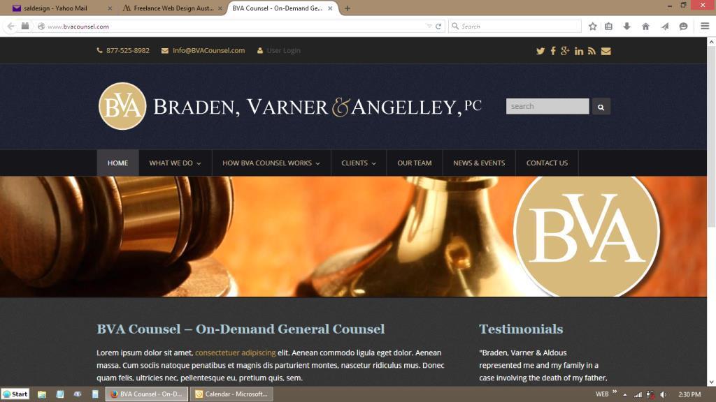 BVA Counsel