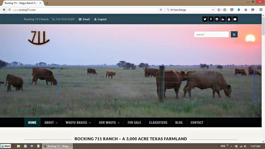 Rocking 711 Wagyu Ranch